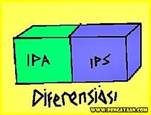 Perbedaan Antara Jurusan IPA dan IPS