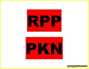 Contoh RPP PKN SMP Kelas 7 KTSP
